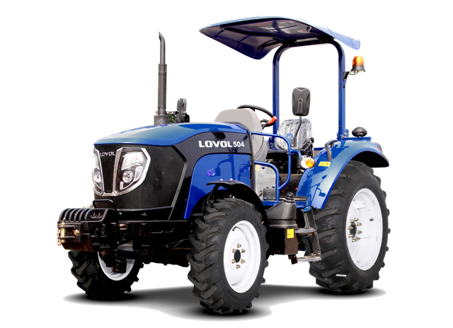 Tracteur Lovol 50cv arceau