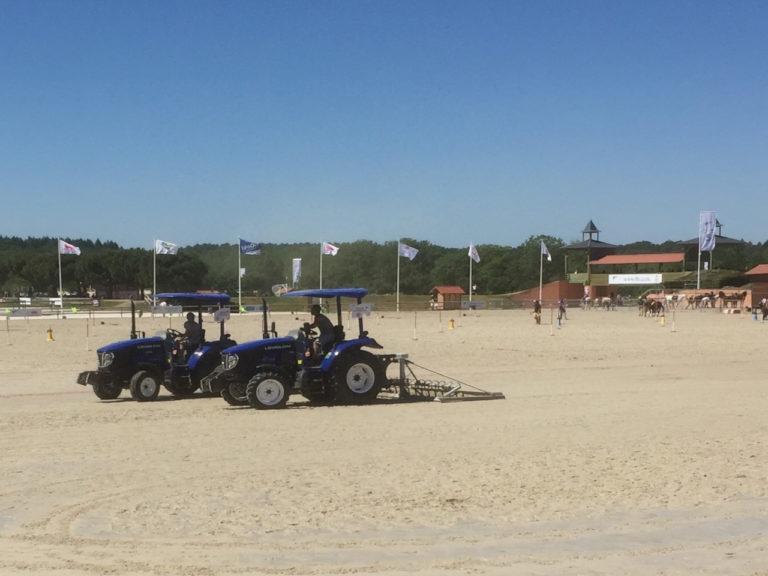 tracteur lovol partenaire du grand tournoi de lamotte beuvron