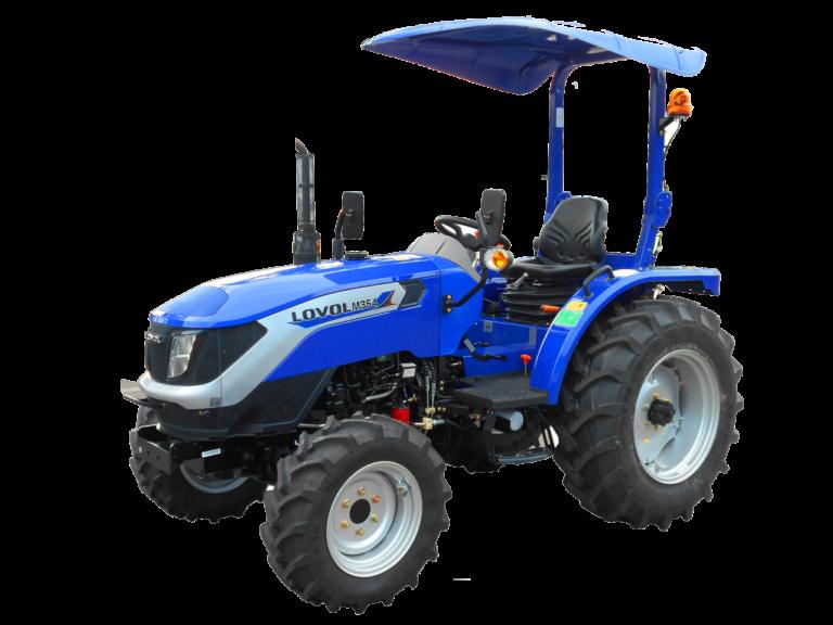 Tracteur 35cv Lovol par Eurotek