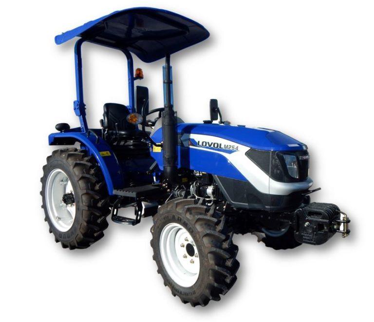 Tracteur Lovol 25 cv